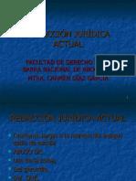 REDACCIÓN JURÍDICA ACTUAL