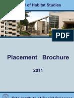 Placement Brochure 2011
