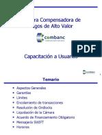 Capacitacion Usuarios COMBANC