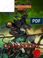 WHR - Clan Skryre