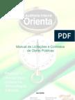 Manual de Licitações e Contratos