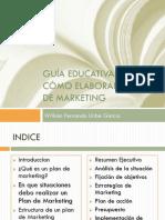 Guía Educativa Cómo Elaborar Un Plan de Marketing