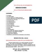 BENDICIONAL - RITUAL.doc