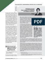 141170789 Renzo Cavani El Fraude Procesal Entre El Amparo y La NCJF Actualidad Juridica Abril 2013