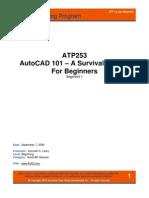 ATP253_Autocad 101 Survival Guide