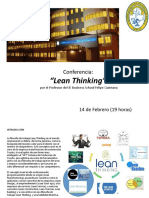 ConferenciaLeanThinking