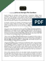 A Bruxaria Na Europa Pós Gardner