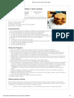 Biscoito Low Carb, Paleo e Sem Lactose