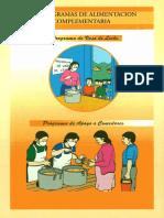 programas de alimentacion