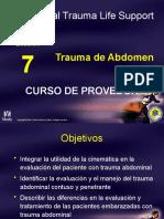 7Trauma de Abdomen.pptx