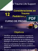 12trauma pediatrico y geriartico
