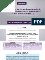 C17_Dwi Lestari Damayanti (1700622)_Review Artikel