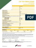 Fpt (Iveco) c87 Te4
