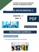 2.1A Soluciones, clasificación