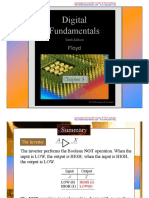Digital Fundamentals Chapter 3 - Thomas L. Floyd