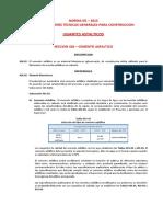 TRABAJO DE MAESTRIA DE TECNOLOGIA DEL ASFALTO