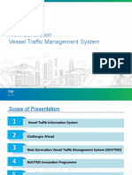Next Generation Vessel Traffic Management Services (Singapore)
