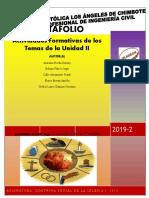 Portafolio II Unidad-DSI _ING CIVIL II OK