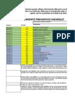 RUTINA MANTENIMIENTO TRACKER 2020-06