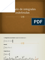 Calculo de Áreas mediante integración Presentacion