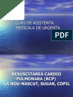 Resuscitarea 1cardio-Pulmonara La Nou-nascu
