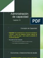 Cap 10 Administración de capacidad_TEAMS