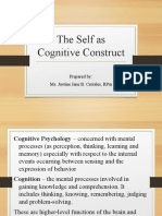 The_Self_as_Cognitive_Construct[1]
