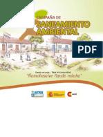 Sistematización de la Campaña de Saneamiento Ambiental