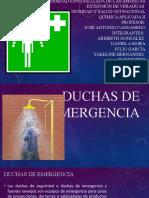 PP Duchas de Emergencia