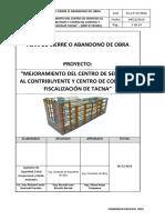 PLAN DE CIERRE O ABANDONO DE OBRA - SUNAT TACNA 04.12.2019 - CUARTO DEFINITIVO - 08.01.2020.docx