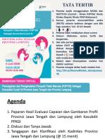 Tatib Bimtek Jateng & Lampung