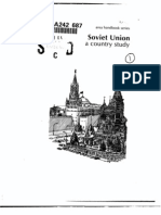 Soviet Union Country Study
