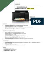 PROFORMA CT0028-2020  IMPRESORA MULTIFUNCIONAL