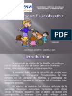 U-1-Introduccion intervencion psicoeducativa - I -Visita