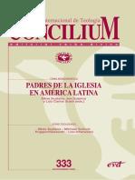 Padres de La Iglesia en America Latina