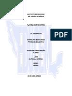 ensayo 3er parcial  CONTRATOS MERCANTILES