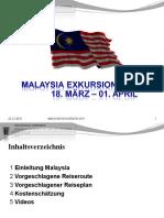 20110107 Exkursion Malaysia