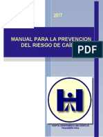 MANUAL DE RIESGO PARA LA PREVENCION DE CAIDAS.docx
