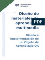 Diseño de OA