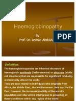 Haemoglobin Op at Hies