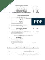 analasia cost machining formula