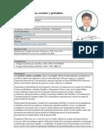 CV(Profesor)