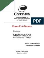 Matemática - exercícicos Resolvidos e Comentados