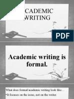 2 Academic Writing