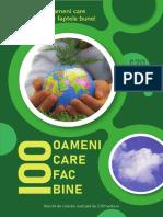 Revista de Colectie 100 de Oameni Care Fac BINE (Martie 2020)