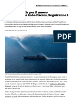 Support Swells per il nuovo finanziamento Indo-Pacom; Will Money Follow