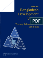 Bangladesh Economic Update World Bank Oct 2019