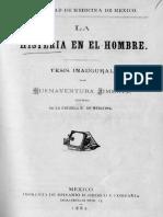 HOMBRE HISTERICO