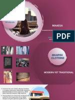 MAAESA CREATION  WHOLESALE | ETHNIC WEAR