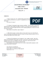 2016_Matematica_Concursul 'Dan Barbilian' (Pitesti)_Clasa a IV-a_Subiecte+Bareme